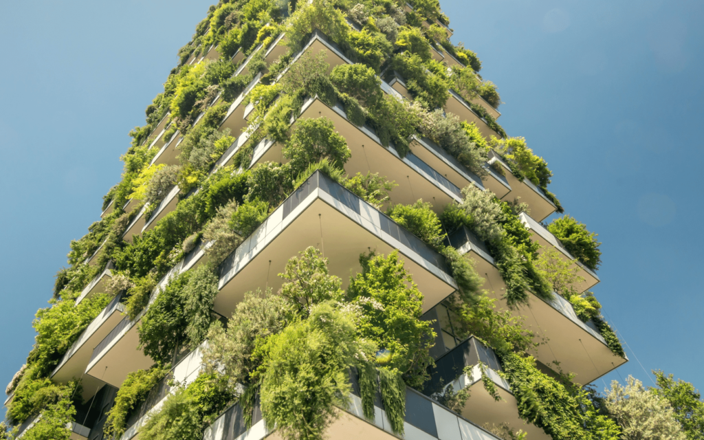 Sustainable city living