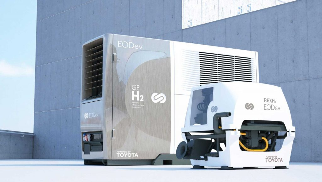 EODev develops energy solutions